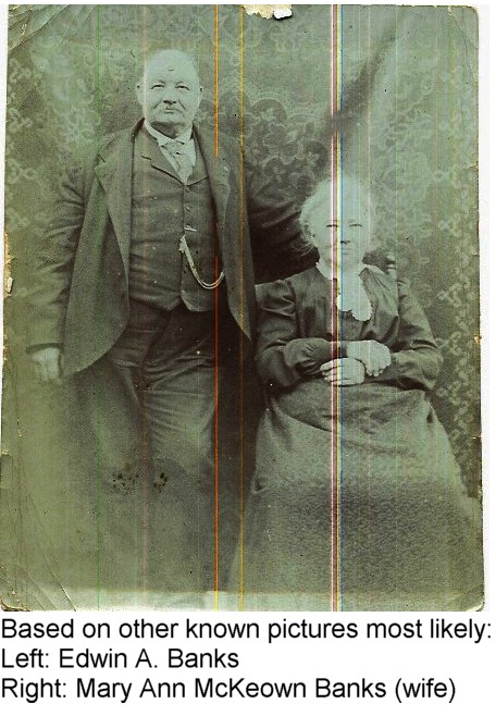 Unknown Couple likely from Connecticut