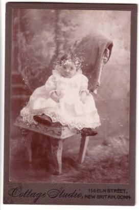 Florence Sanders - 1899
