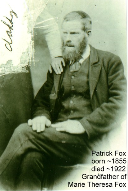Pat Fox Ireland
