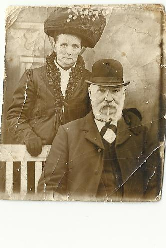 unknown couple before 1900
