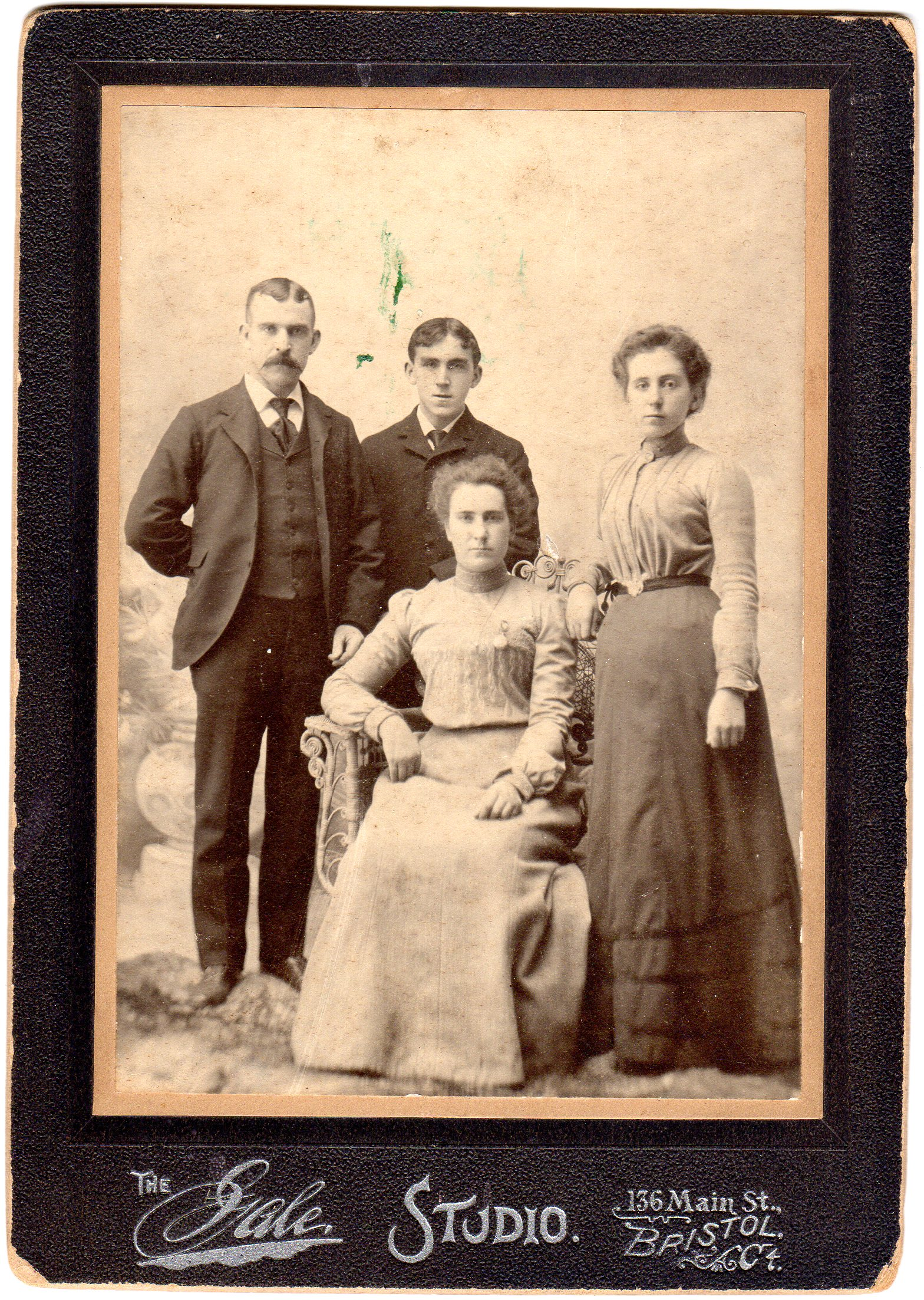 Doyle, Unknown group, Bristol, Connecticut