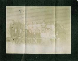 early Connecticut School Photo