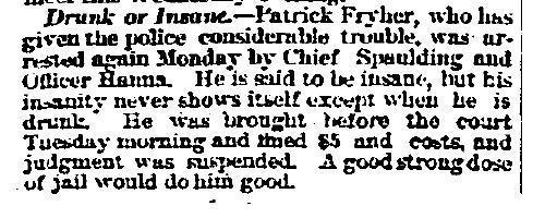 Patrick Fraher/Fryher