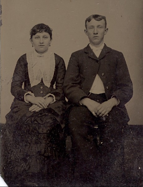 Patrick Fyaher and Sarah Hayes