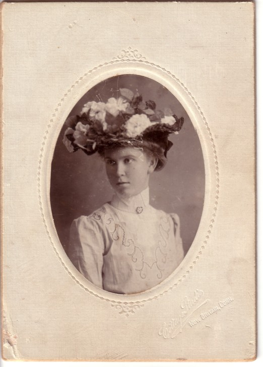 Sanders - Fryher Photo - Cabinet Card - abt 1900
