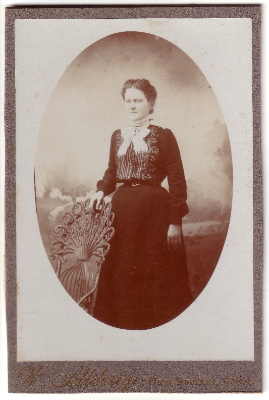 Sanders - Fryher Photo - Cabinet Card - 19th century